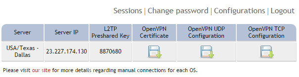 OpenVPN connection on Windows 7 - Step 8