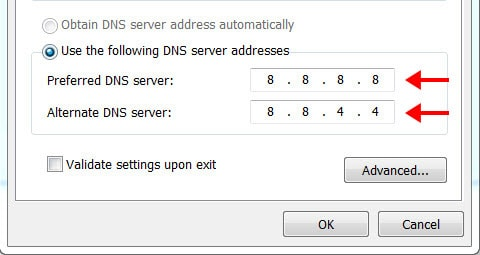 How to fix DNS Leak in Windows - Step 4