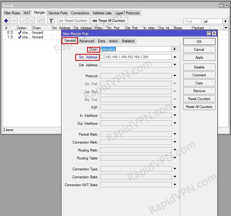 Tutorial: Manual L2TP/IPsec setup VPN on Mikrotik Router