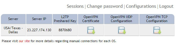 OpenVPN connection on Windows Vista - Step 8