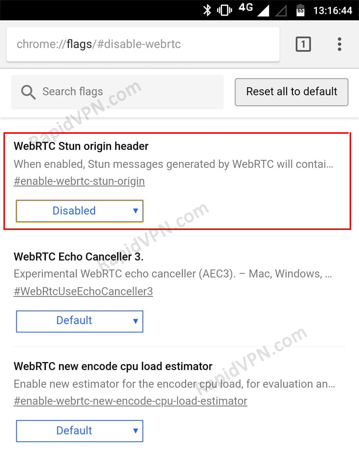SOLVED]: How to fix WebRTC leak in all browsers