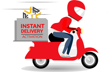 VPN Instant Delivery and Activation