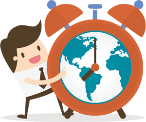 VPN Time Zone Protection